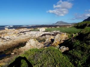 Coastal splendour on the Denys Heesom Trail